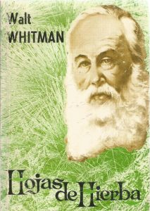 'Hojas de hierba', de Walt Whitman