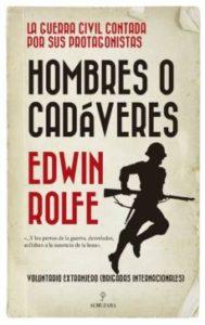 'Hombres o cadáveres', de Edwin Rolfe