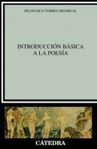 'Introducción básica a la poesía', de Francisco Torres Monreal