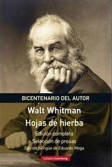 Hojas de hierba, Walt Whitman