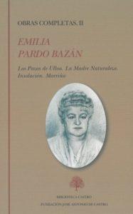 'Obras completas I-II', de Emilia Pardo Bazán