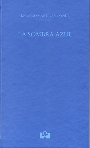 La sombra azul