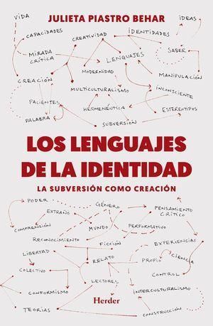 Los lenguajes de la identidad, de Julieta Piastro