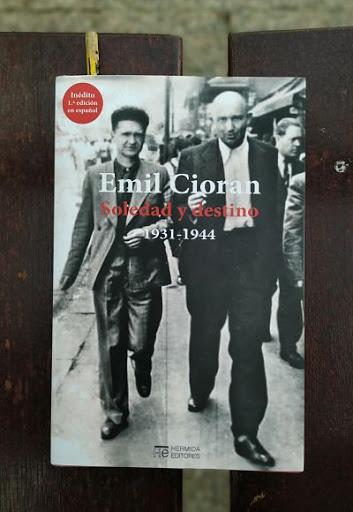 Emil Cioran: Soledad y destino