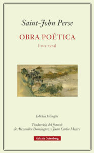 'Obra poética', de Saint John Perse