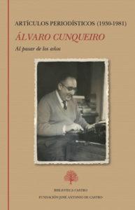 'Al pasar de los años', de Álvaro Cunqueiro